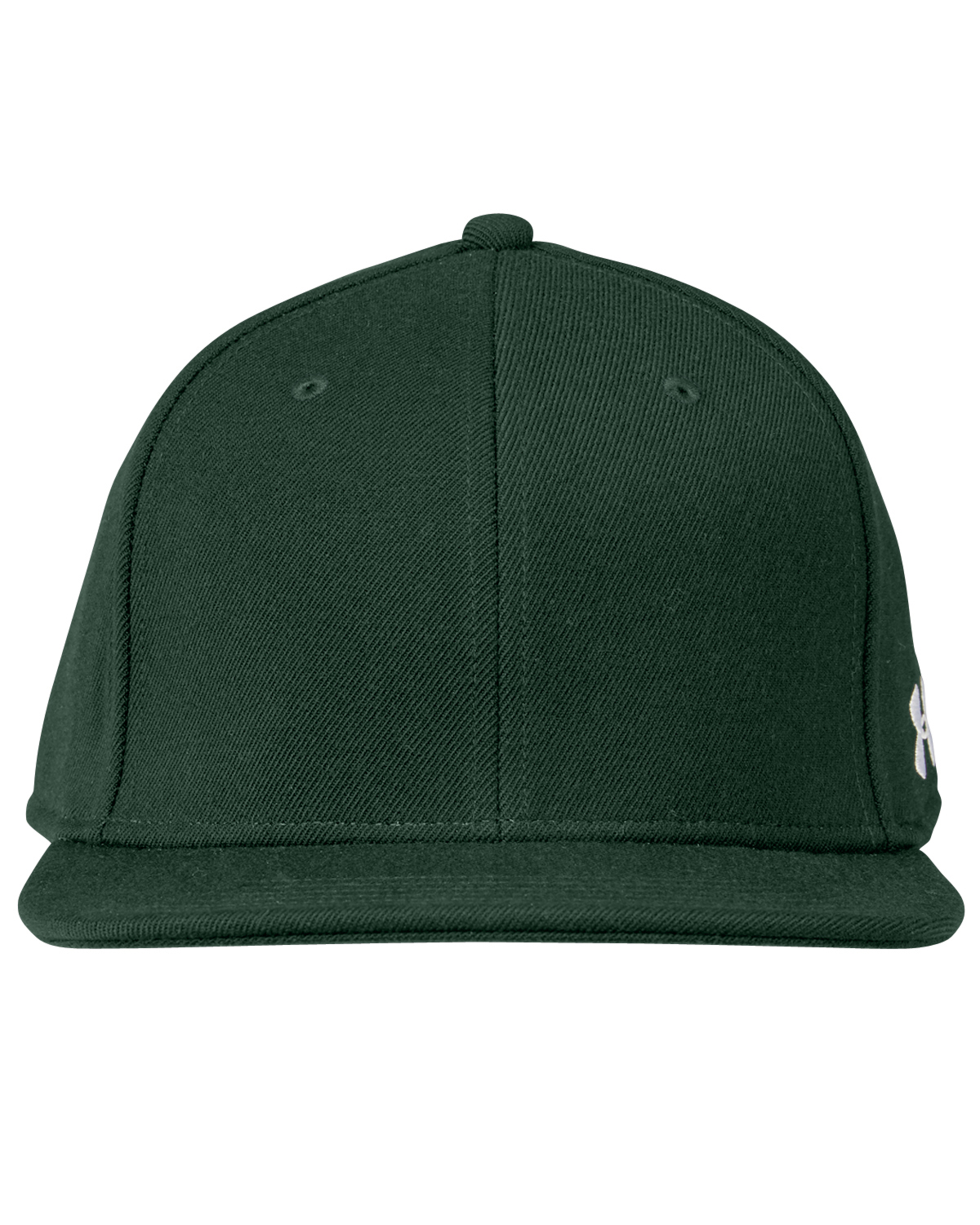 Under Armour Flat Bill Cap- Solid