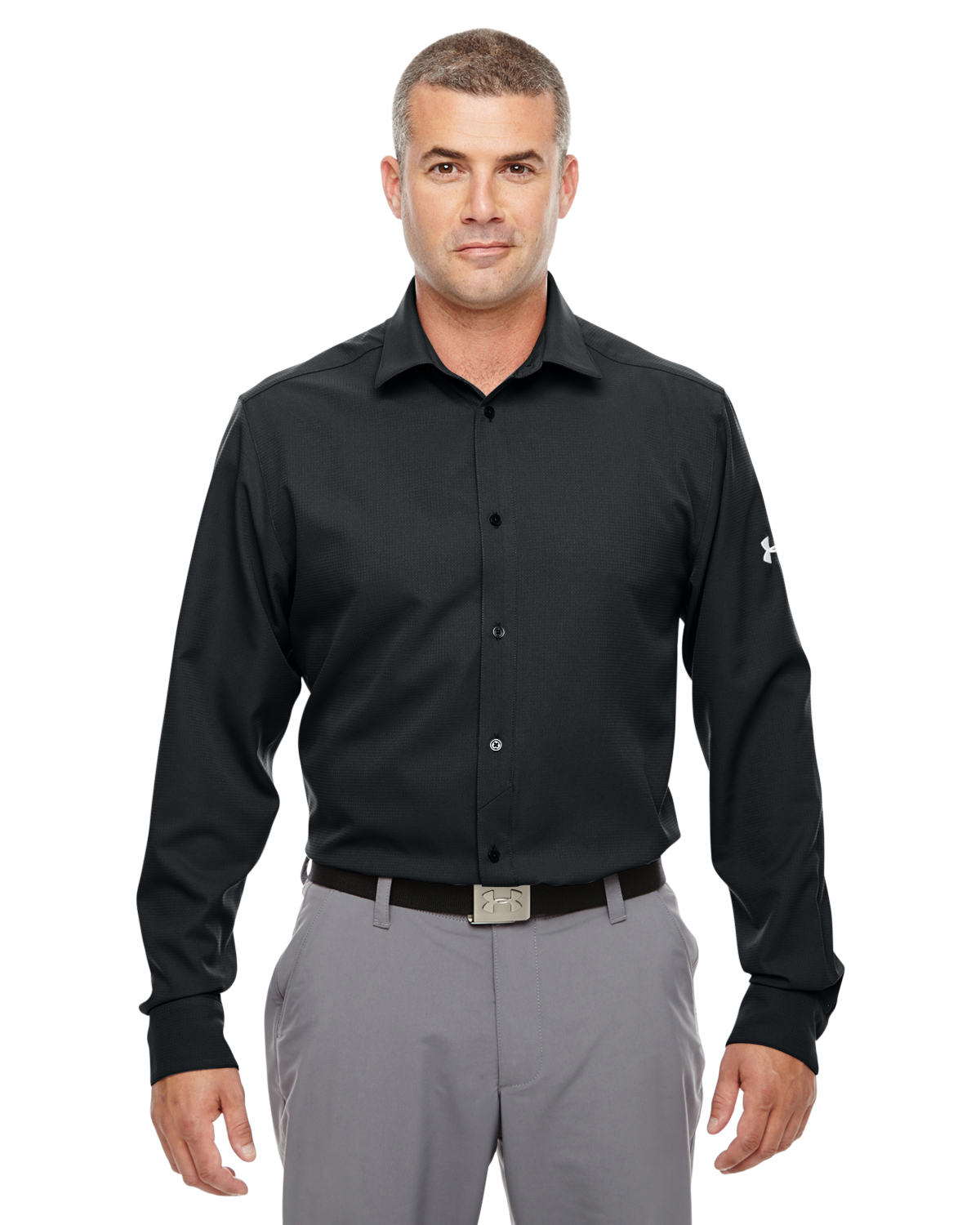 Under Armour Men's Ultimate Long Sleeve Buttondown