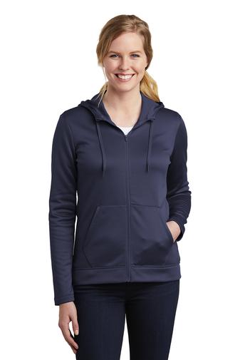 Nike Ladies Therma-FIT Full-Zip Fleece Hoodie