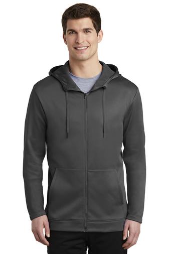 Nike Men's Therma-FIT Full-Zip Fleece Hoodie