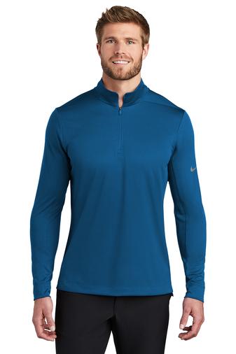 Nike Men's Dry 1/2-Zip Cover-Up