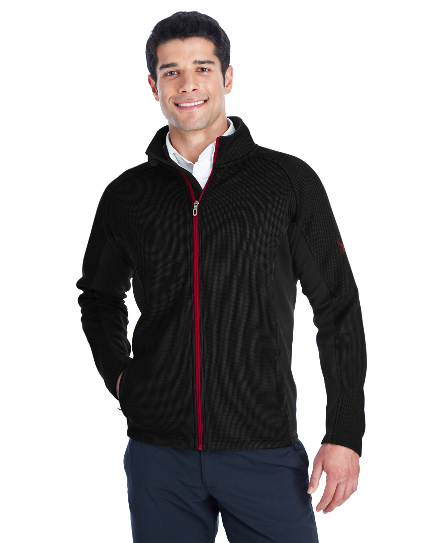 Spyder Men's Constant Full-Zip Sweater Fleece Jacket