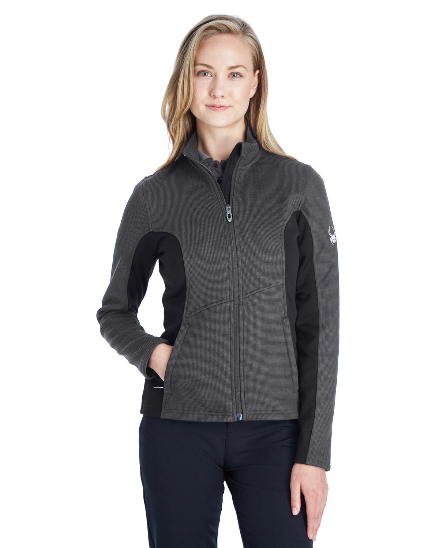 Spyder Women's Constant Full-Zip Sweater Fleece Jacket