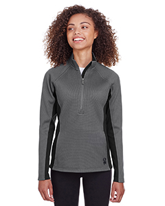 Spyder Ladies' Constant Half-Zip Sweater