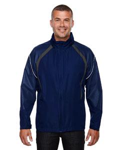 Ash City Men's Sirius Lightweight Jacket with Embossed Print