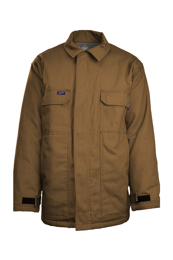 Lapco FR Insulated Cold Gear Chore Coat w/Wind Shield