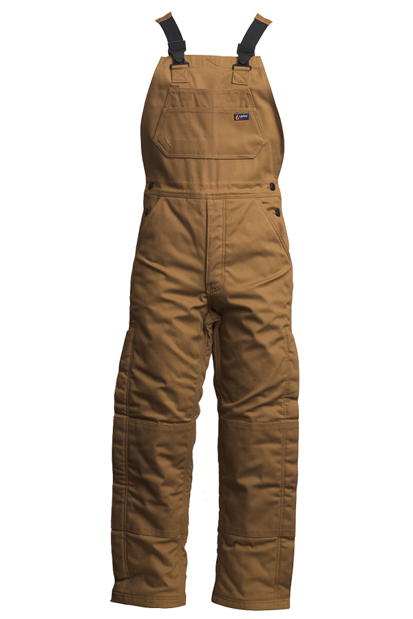 Lapco FR Cold Gear Insulated Windshield Bib Overalls