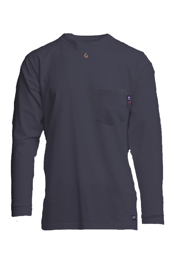 Lapco 6oz. FR Pocket T-Shirt