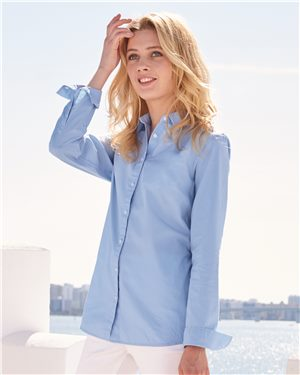 Tommy Hilfiger Women's Capote End-on-End Chambray Shirt