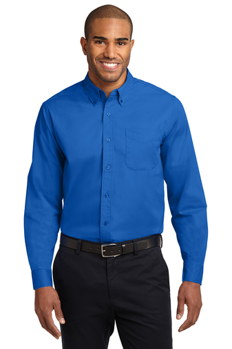 Port Authority Men's Easy Care Long Sleeve Shirt