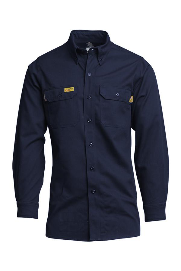 Lapco 7oz. FR ULTRA SOFT Long-sleeve Shirt