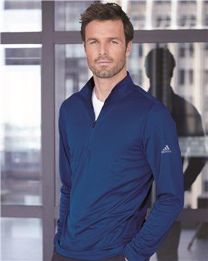 Adidas Men's Lightweight Quarter-Zip Pullover