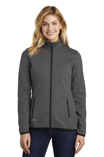 Eddie Bauer Ladies Dash Full-Zip Fleece Jacket