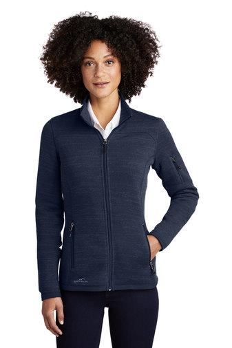 Eddie Bauer Ladies Sweater Fleece Full-Zip