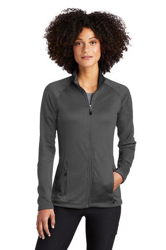 Eddie Bauer Ladies Smooth Fleece Base Layer Full-Zip