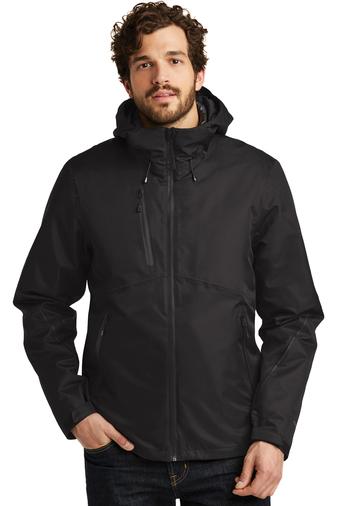 Eddie Bauer Men's WeatherEdge Plus 3-in-1 Jacket
