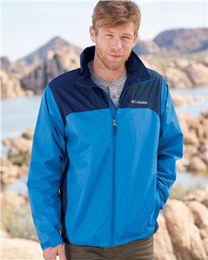 Columbia Mens Glennaker Lake Rain Jacket