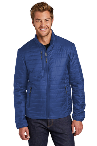 Port Authority Mens Packable Puffy Jacket