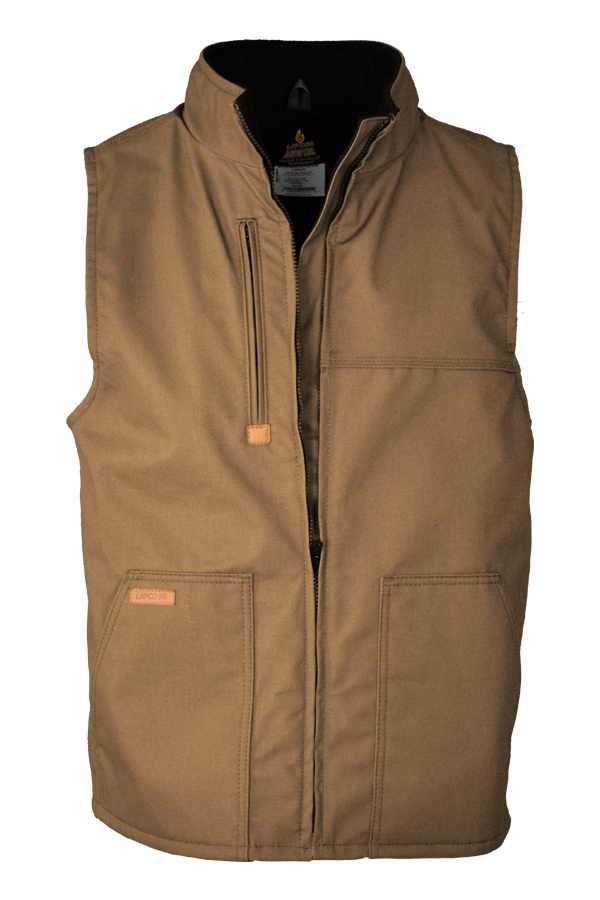 Lapco FR Fleece Lined Vest