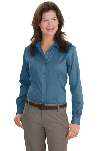 Red House - RH47  Women's Nailhead Non-Iron Shirt