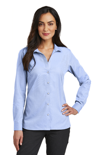 Red House Women's Nailhead Non-Iron Shirt