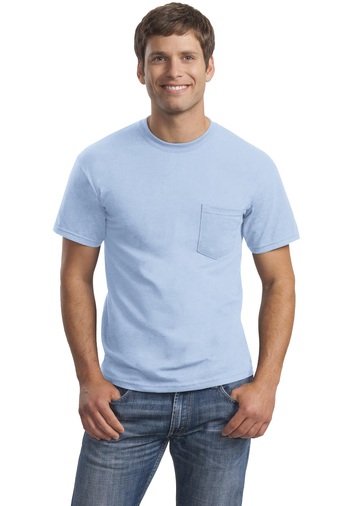 Gildan - 2300, Adult Screen Printed Ultra Cotton 6.1 oz. Pocket T-Shirt, Embroidery, Screen Printing - Logo Masters International