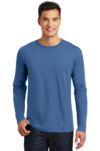 District Threads - DT105 Mens Long Sleeve Perfect Weight District Tee
