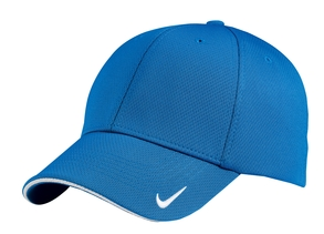 Nike - 333115, Dri-Fit Mesh Swoosh Flex Sandwich Cap - Logo Masters International