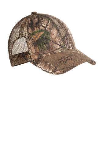 Port Authority - C869 Pro Camouflage Series Cap with Mesh Back, Pensacola, Embroidery, Screen Printing, Logo Masters International