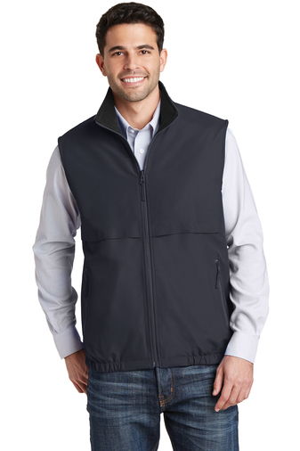 Port Authority - J7490, Men's Reversible Terra-Tek Nylon & Fleece Vest - Logo Masters International