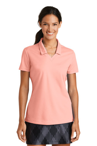 Nike - 354067, Women's Dri-Fit Micro Pique Polo Shirt - Logo Masters International