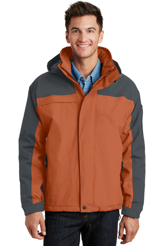 Port Authority - J792  Men's Nootka Jacket, Pensacola, Embroidery, Screen Printing, Logo Masters International