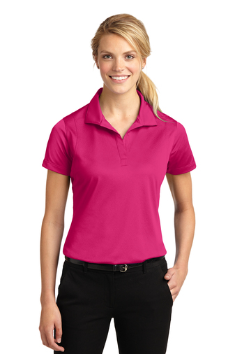 Sport-Tek - LST650, Ladies Micropique Sport-Wick Polo Shirt, Embroidery, Screen Printing - Logo Masters International
