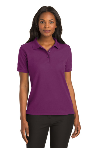 Port Authority Ladies Soft Touch Polo