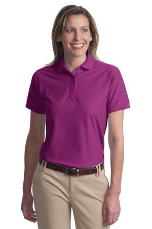 Port Authority - L500, Ladies Silk Touch Sport Shirt, Embroidery, Screen Printing - Logo Masters International