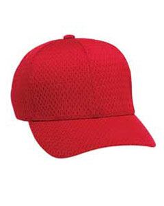 FlexFit - 6777  Athletic Mesh Cap, Pensacola, Embroidery, Screen Printing, Logo Masters International