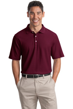 Port Authority - K800 Men's EZCotton Pique Polo Shirt