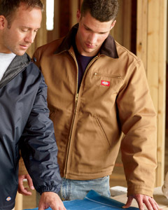 Dickies - 758 Men's Duck Blanket Lined Work Jacket