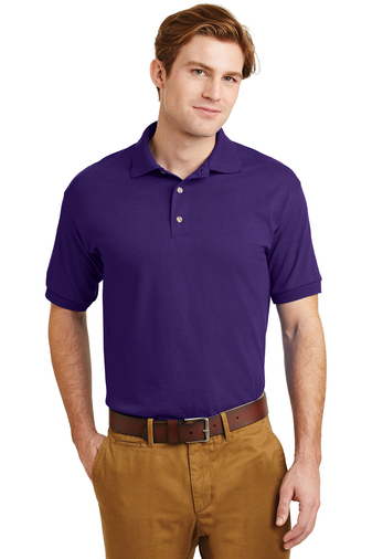 Gildan - 8800 Adult 5.6 oz. Ultra Blend 50/50 Jersey Polo
