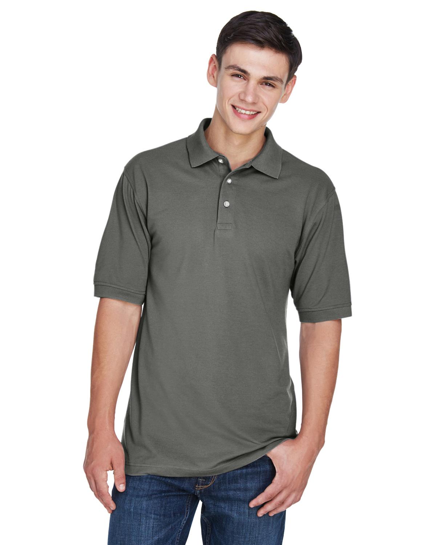 Harriton Men's Easy Blend Polo Shirt