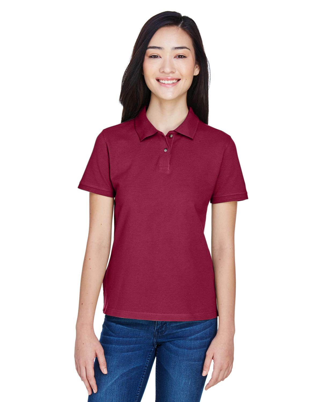Harriton Women's Pique Polo Shirt
