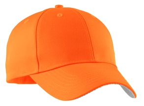 Port Authority - C806, Solid Safety Cap, Embroidery, Screen Printing - Logo Masters International