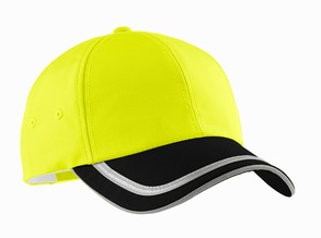 Port Authority - C836,  Safety Cap, Embroidery, Screen Printing - Logo Masters International
