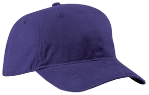 Port & Co. - CP77  Brushed Twill Low Profile Cap, Pensacola, Embroidery, Screen Printing, Logo Masters International