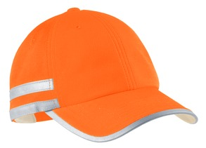 CornerStone - CS801 ANSI 107 Safety Cap, Pensacola, Embroidery, Screen Printing, Logo Masters International