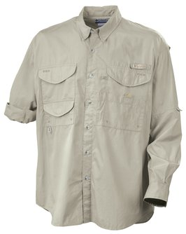 Columbia - 7120 Men's Long-sleeve Bonehead Fishing Shirt