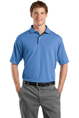 Sport-Tek - K467  Mens Dri-Mesh Polo Shirt w/Tipping & Piping