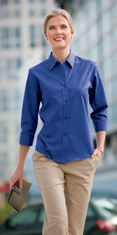 Port Authority - L612   Women's 3/4 Sleeve Easy Care Shirt