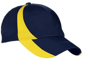 Sport-Tek - STC11 , Dry Zone Nylon Colorblock Caps - Logo Masters International