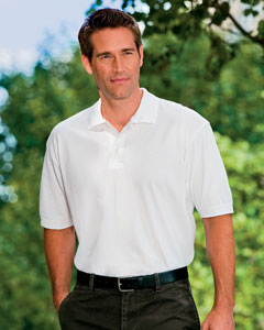 Econscious - EC2500 Men's 6.5 oz., 100% Organic Cotton Piqué Polo